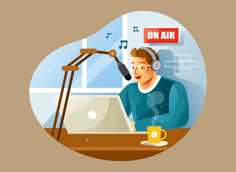 agence voix off radio